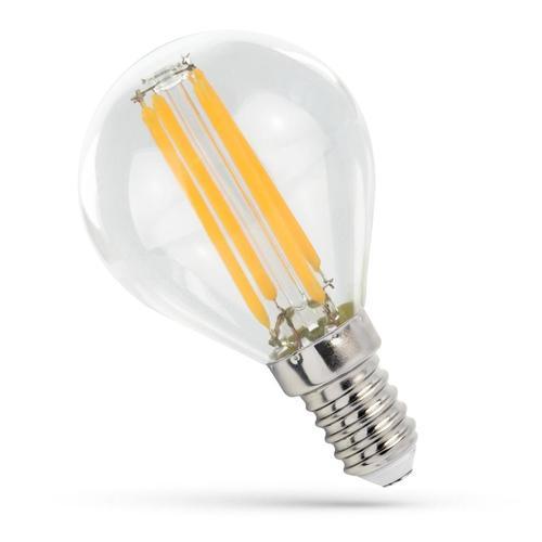 LED koule E14 230 V 4 W Cog Ww Clear Spectrum