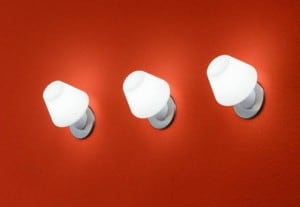 Nástěnné svítidlo Murano Due (Leucos) Siesta Mini 40W G9 small 2