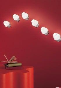Nástěnné svítidlo Murano Due (Leucos) Siesta Mini 40W G9 small 3