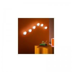 Nástěnné svítidlo Murano Due (Leucos) Siesta Mini 40W G9 small 0