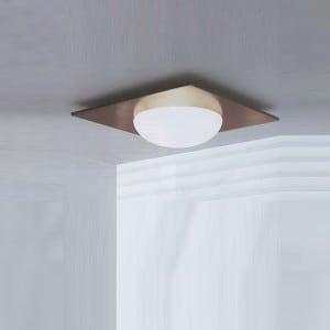 Nástěnná lampa / Plafond Murano Due (Leucos) Gio 40 Wenge 2x75W small 0