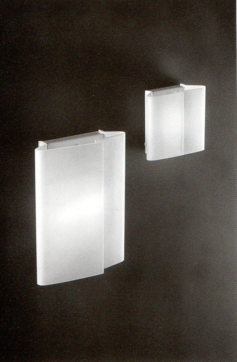 Nástěnná lampa Murano Due Beside Mini 100W R7s