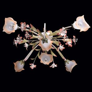 Verona Flora 6 béžová lampa - 1340506 small 2