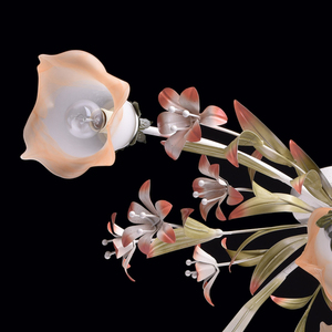 Verona Flora 6 béžová lampa - 1340506 small 13