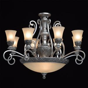 Závěsná lampa Bologna Country 11 Silver - 254011512 small 1