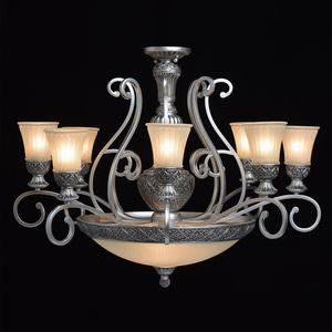 Závěsná lampa Bologna Country 11 Silver - 254011512 small 2