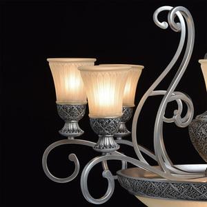 Závěsná lampa Bologna Country 11 Silver - 254011512 small 7