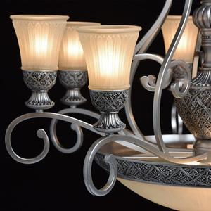 Závěsná lampa Bologna Country 11 Silver - 254011512 small 8