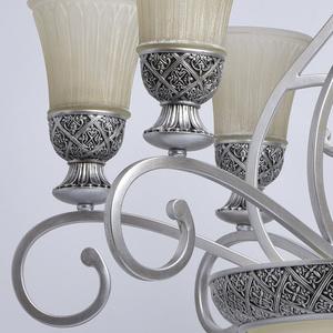 Závěsná lampa Bologna Country 11 Silver - 254011512 small 12