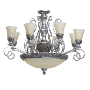 Závěsná lampa Bologna Country 11 Silver - 254011512 small 0