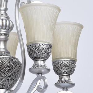 Závěsná lampa Bologna Country 5 Silver - 254013605 small 3