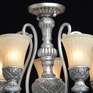 Závěsná lampa Bologna Country 5 Silver - 254013605 small 6