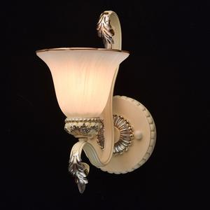 Bologna Country 1 Béžová nástěnná lampa - 254024201 small 2