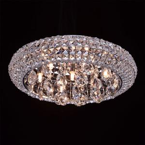 Závěsná lampa Venezia Crystal 7 Chrome - 276014207 small 1
