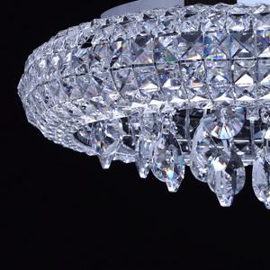 Závěsná lampa Venezia Crystal 7 Chrome - 276014207 small 9
