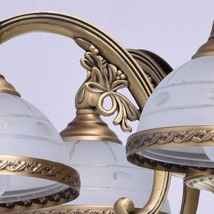 Závěsná lampa Amanda Classic 5 Mosaz - 295011005 small 10
