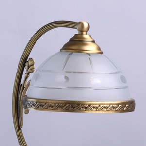 Amanda Classic 1 Mosazná stolní lampa - 295031401 small 1