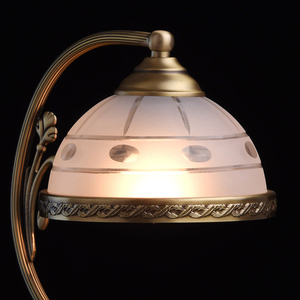Amanda Classic 1 Mosazná stolní lampa - 295031401 small 2