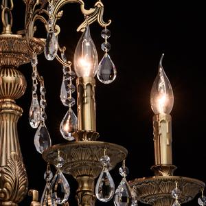 Svíčka Mosaz Classic 6 lustr - 301013506 small 4