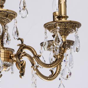 Svíčka Mosaz Classic 6 lustr - 301013506 small 6