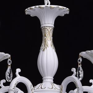 Lustrová svíčka Classic 5 bílá - 301014605 small 8