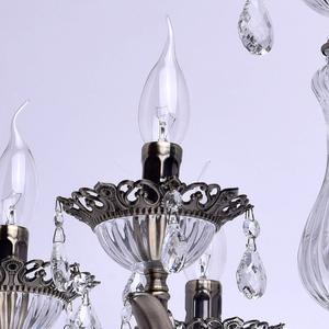 Svíčka Mosaz Classic 6 lustr - 301015006 small 3