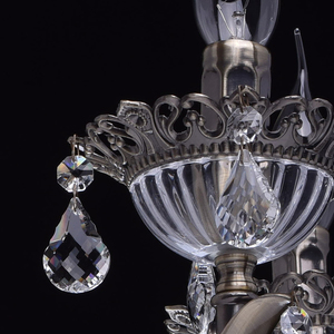 Svíčka Mosaz Classic 6 lustr - 301015006 small 14