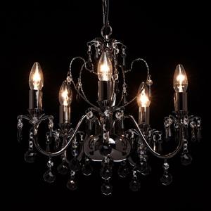 Závěsná lampa Barcelona Classic 5 Černá - 313010105 small 1