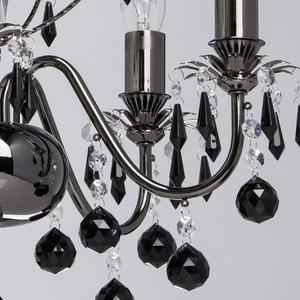 Závěsná lampa Barcelona Classic 5 Černá - 313010105 small 5