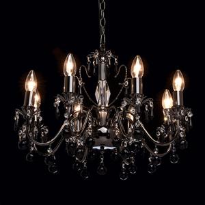 Závěsná lampa Barcelona Classic 8 Černá - 313010208 small 2