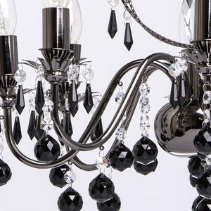 Závěsná lampa Barcelona Classic 8 Černá - 313010208 small 5