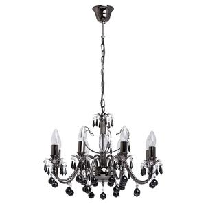 Závěsná lampa Barcelona Classic 8 Černá - 313010208 small 0