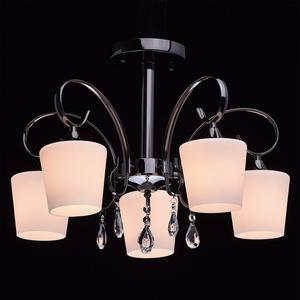 Závěsná lampa Porto Megapolis 5 Chrome - 315011205 small 2