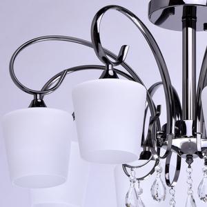 Závěsná lampa Porto Megapolis 8 Chrome - 315011308 small 5