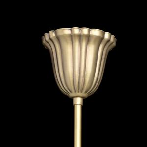 Závěsná lampa Aphrodite Classic 4 Mosaz - 317010504 small 10