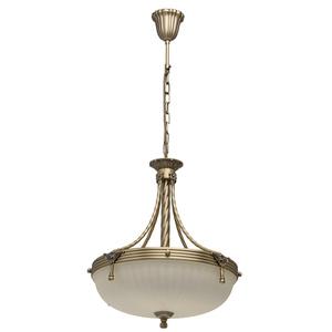 Závěsná lampa Aphrodite Classic 4 Mosaz - 317010504 small 0