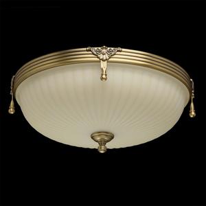 Závěsná lampa Aphrodite Classic 3 Mosaz - 317011303 small 2