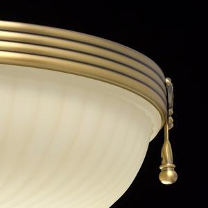 Závěsná lampa Aphrodite Classic 3 Mosaz - 317011303 small 6