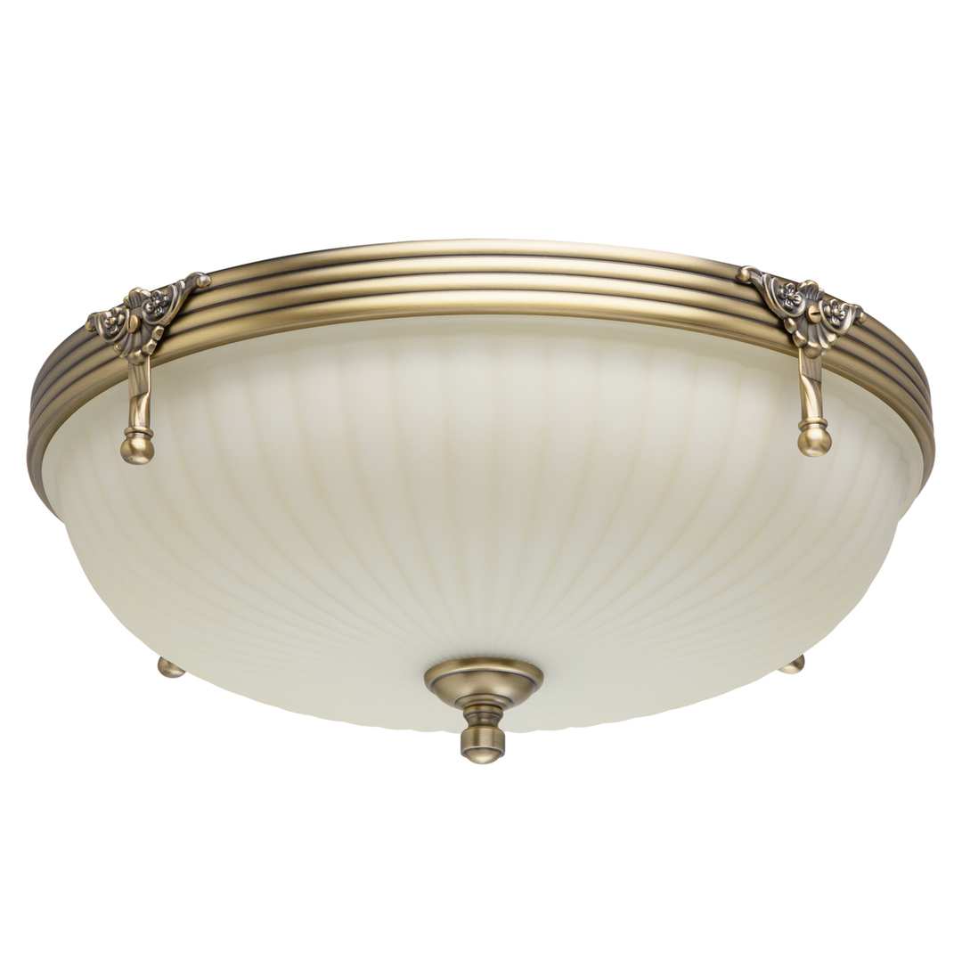 Závěsná lampa Aphrodite Classic 3 Mosaz - 317011303