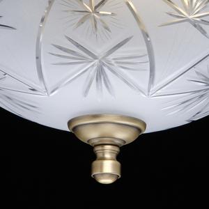 Závěsná lampa Aphrodite Classic 3 Mosaz - 317011603 small 8
