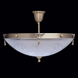 Závěsná lampa Aphrodite Classic 5 Mosaz - 317012905 small 1