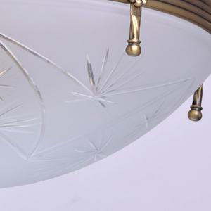 Závěsná lampa Aphrodite Classic 5 Mosaz - 317012905 small 4