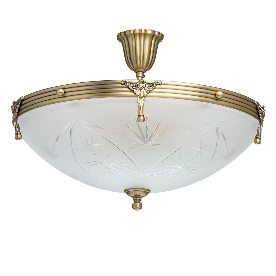 Závěsná lampa Aphrodite Classic 5 Mosaz - 317012905