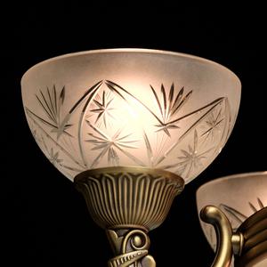 Závěsná lampa Aphrodite Classic 5 Mosaz - 317013308 small 4