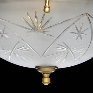Závěsná lampa Aphrodite Classic 5 Mosaz - 317013308 small 6