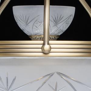 Závěsná lampa Aphrodite Classic 5 Mosaz - 317013308 small 10