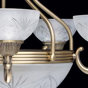 Závěsná lampa Aphrodite Classic 5 Mosaz - 317013308 small 12