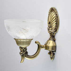 Nástěnná lampa Aphrodite Classic 1 Mosaz - 317021801 small 3