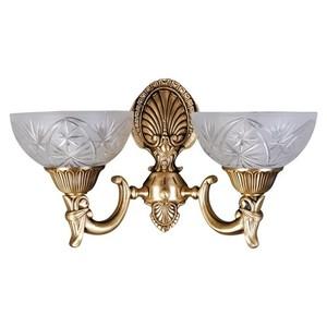Nástěnná lampa Aphrodite Classic 2 Mosaz - 317021902 small 0