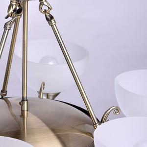 Lustr Olympus Classic 8 Mosaz - 318011408 small 10